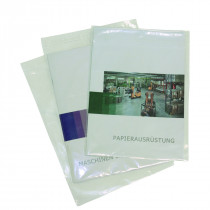 Folienversandtasche transparent