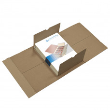 Buchverpackung ECO Quick Pack